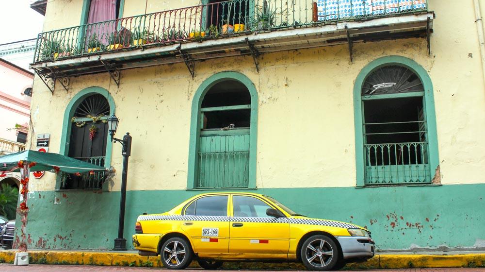 panama taxi
