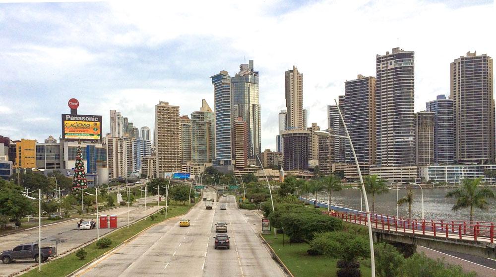 Panama City street (1 of 1)
