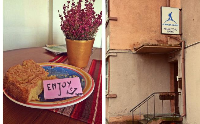 Klaipeda_hostel_cake