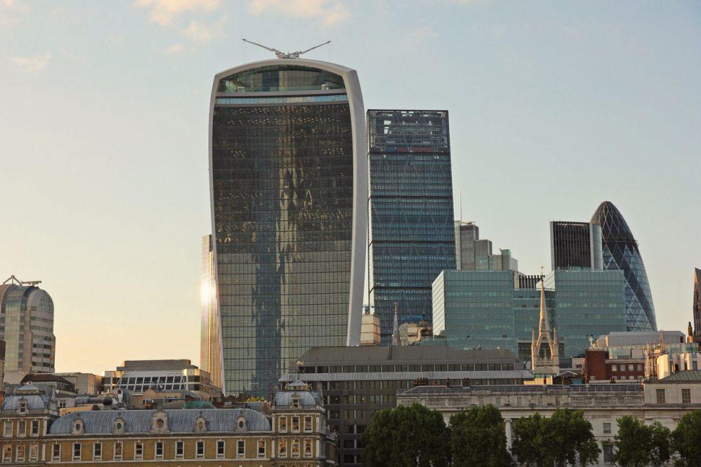 LondonGlassBuildings