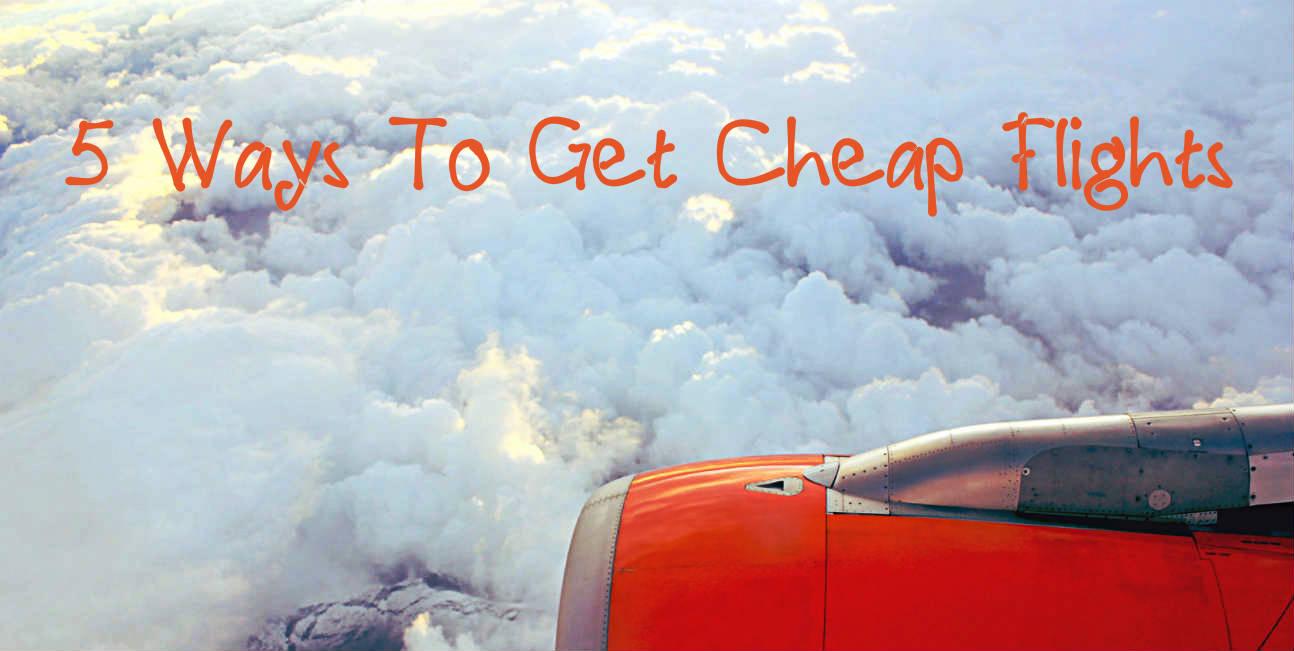 Finding a cheap flig
