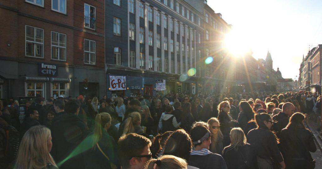 Copenhagen in summer - Distortion'15
