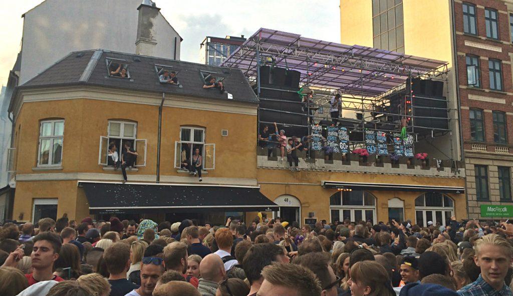 Copenhagen in summer - DistortionsVesterbro