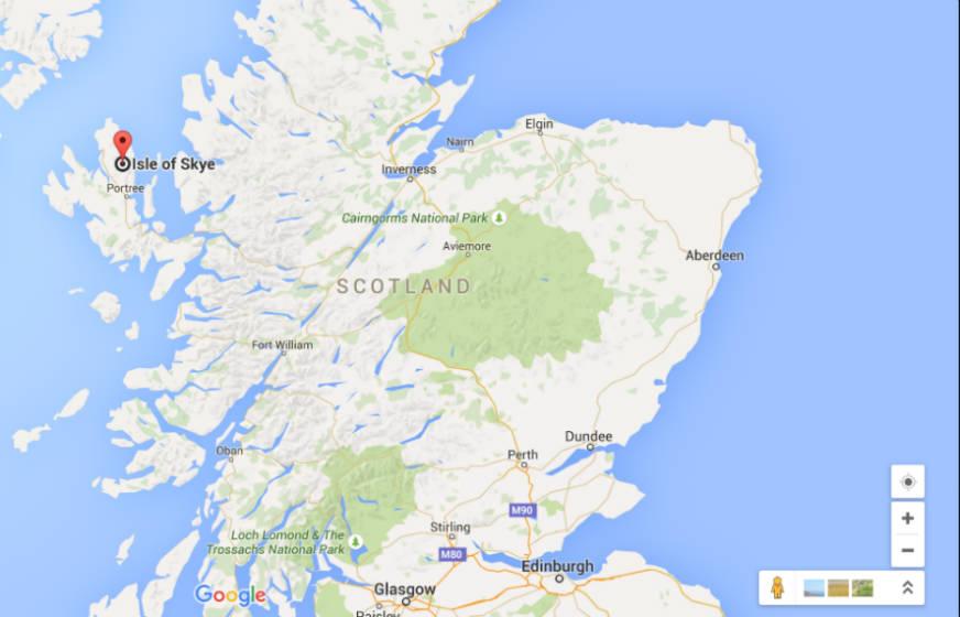 MapScotland