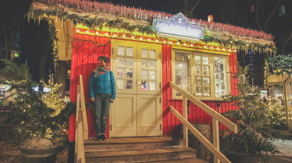 Copenhagen Christmas Markets - Tivoli Gardens Christmas Market