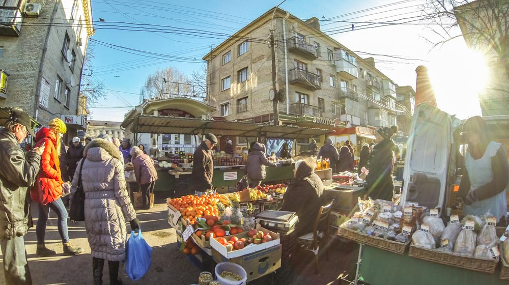 Things to do in Rivne by a local, do not skip the vintage trolleybus in Rivne, see cathedrals and eat organic local food