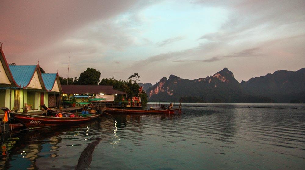 khao sok bungalows