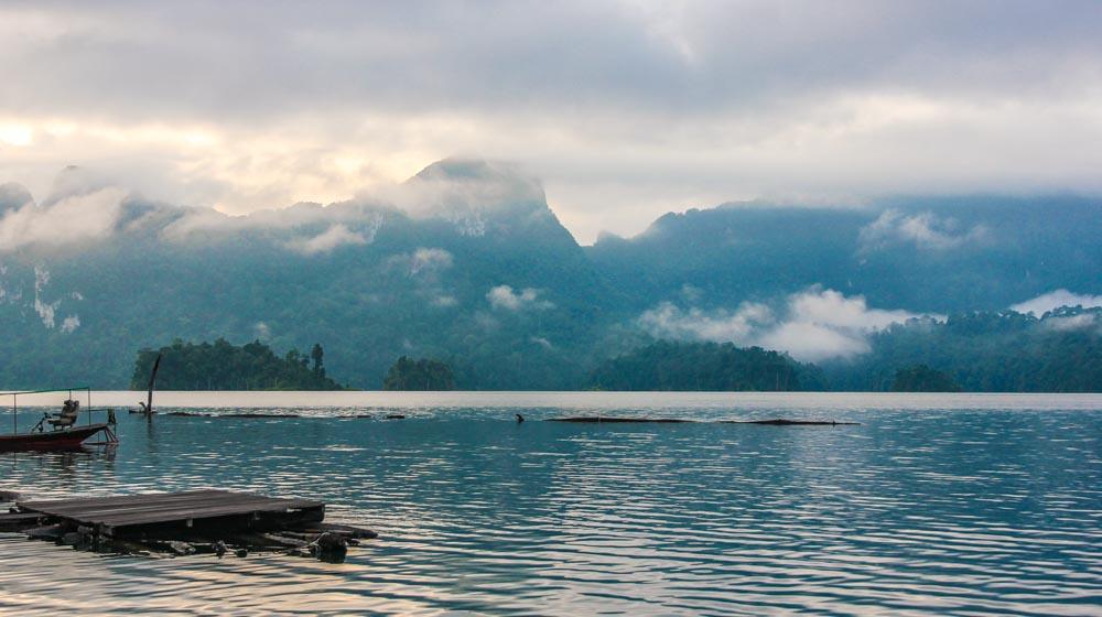 khao sok morning
