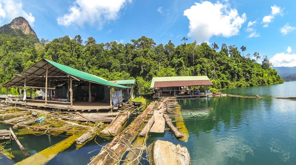 floating station
