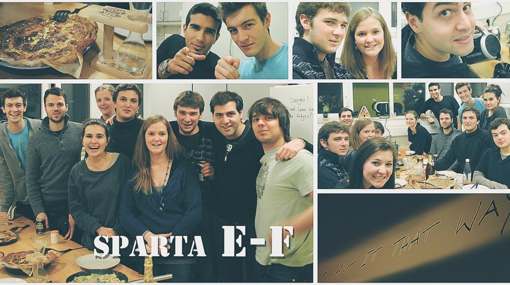 sparta EF
