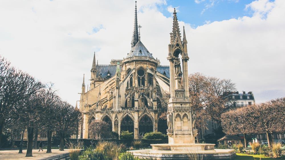 Norte Dame de Paris