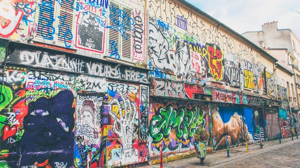belleville graffiti