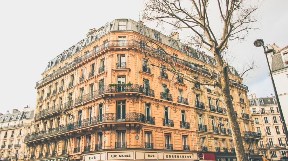 house in 11th Paris