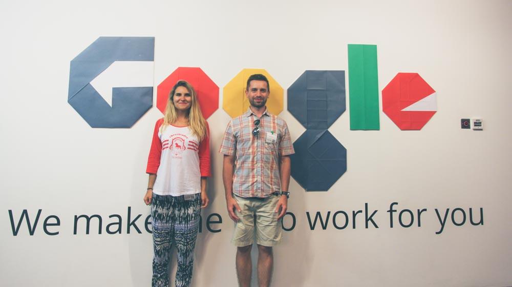 Singapore Google office