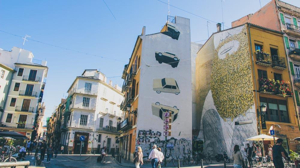 Valencia grafitti