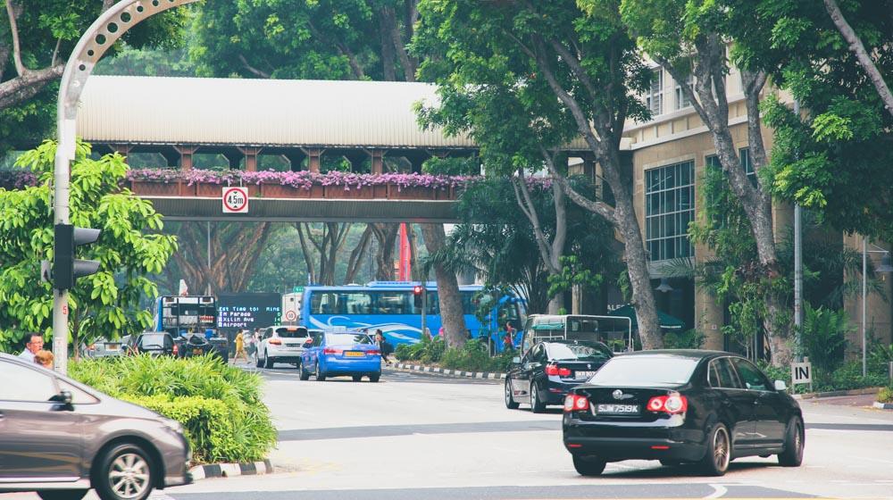 singapore green street