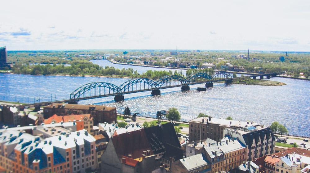 my first trip_riga bridge