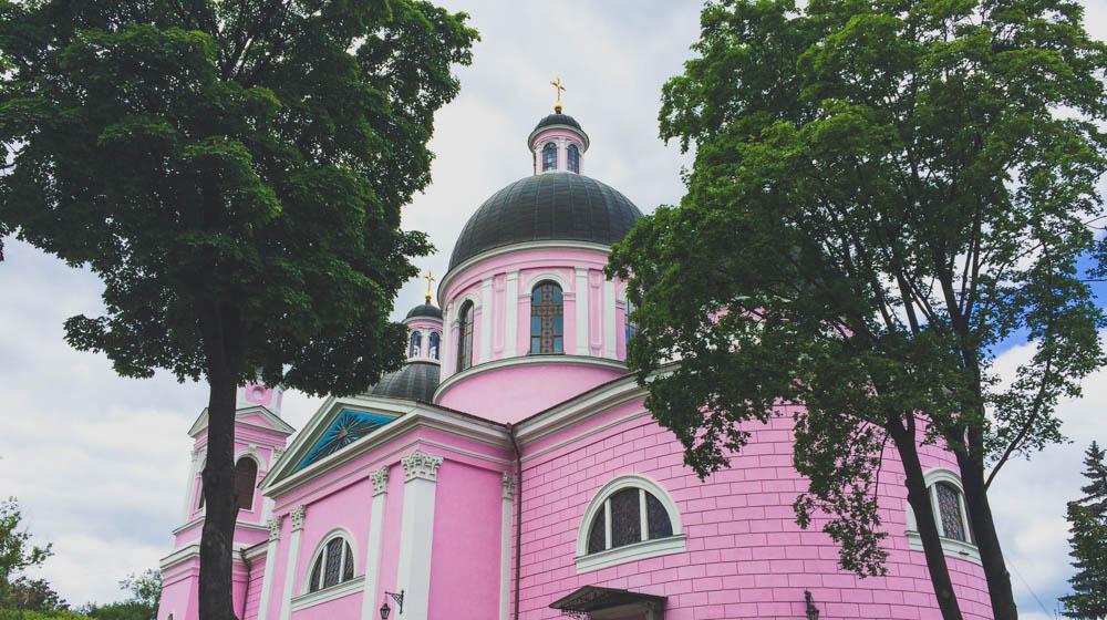 chernivtsi church