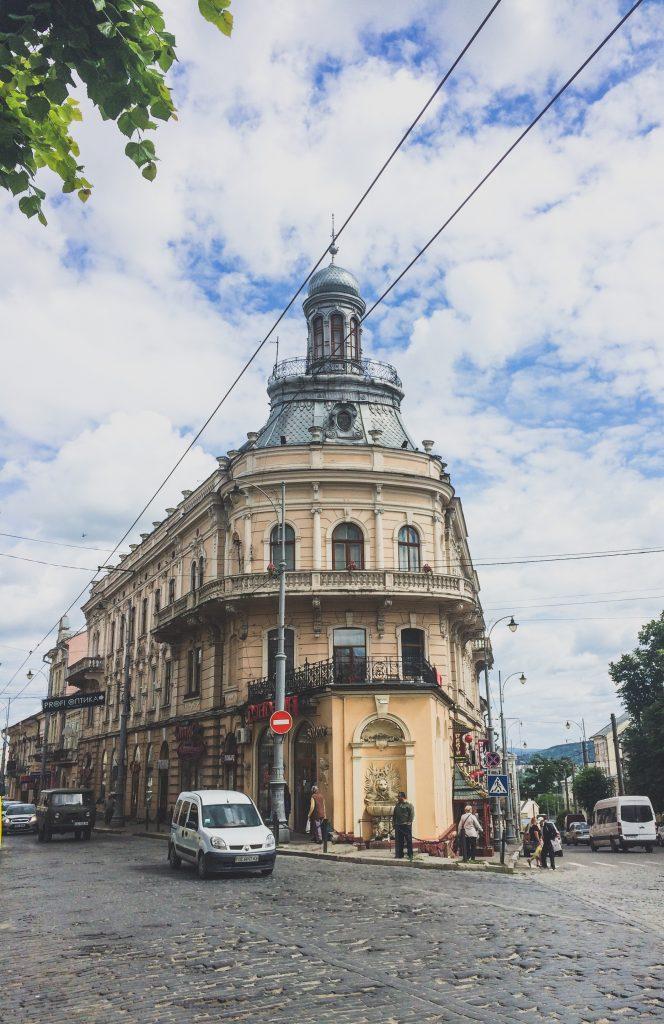 chernivtsi house