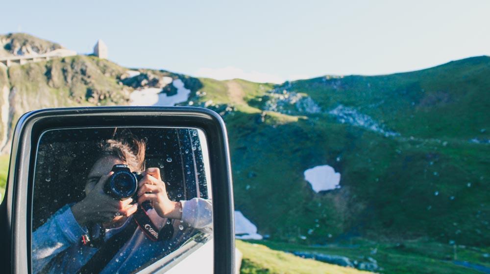 europe road trip camera