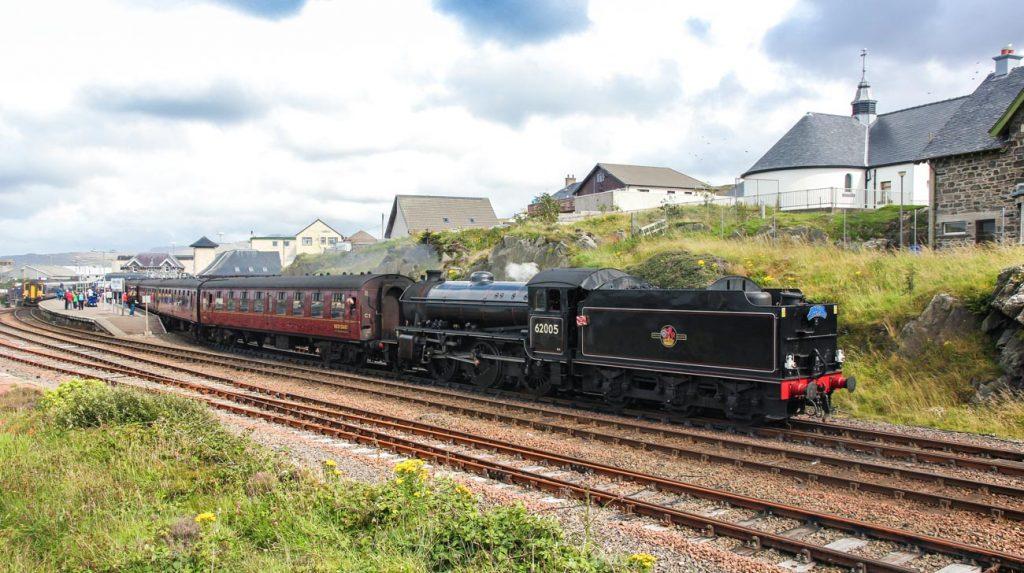 Scotland Itinerary - Jacobite train