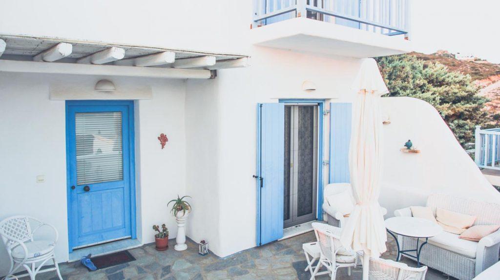 greek island holiday - Lilly's villa