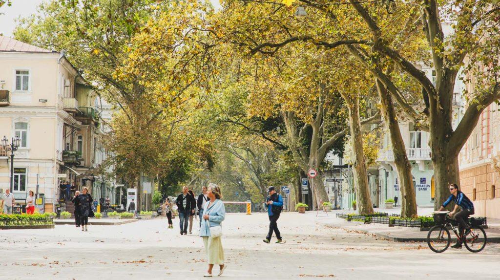 VISIT ODESSA - odessa-streets