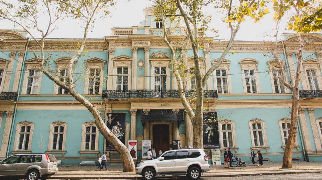 VISIT ODESSA - odessa-buildings