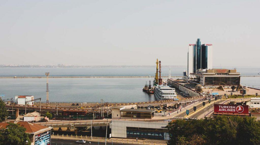 VISIT ODESSA - odessa-port