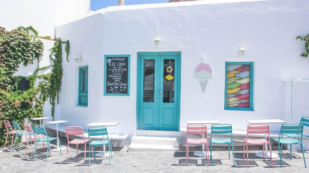 What to do in Paros Island, Greece Naoussa