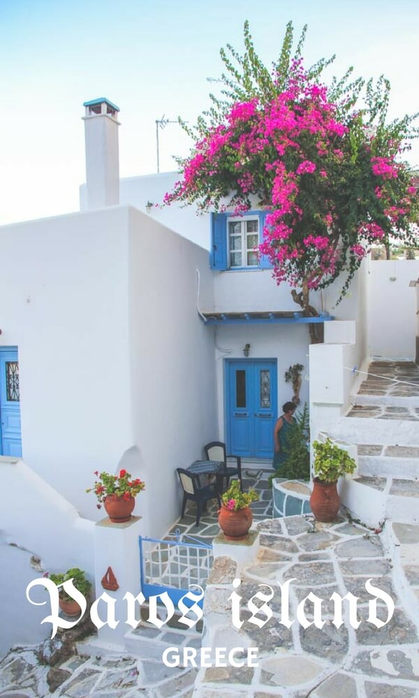 What to do in Paros, Greece: your alternative to Santorini. Looking for a cheaper alternative to #Santorini in #Greece? Check out #Paros island, offering the same amount of traditional villages and numerous golden sand beaches.