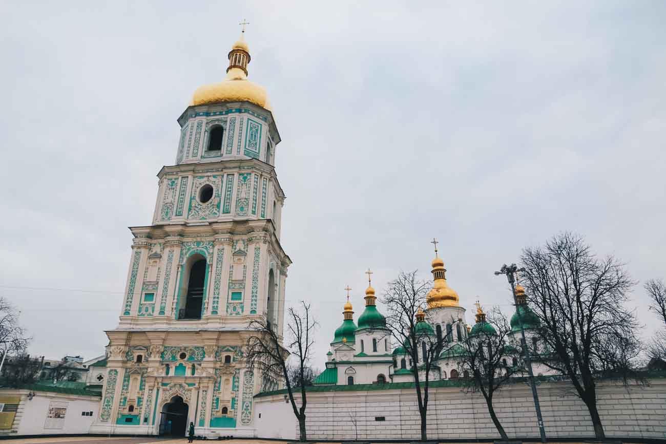 St. Sofia Church, Kyiv