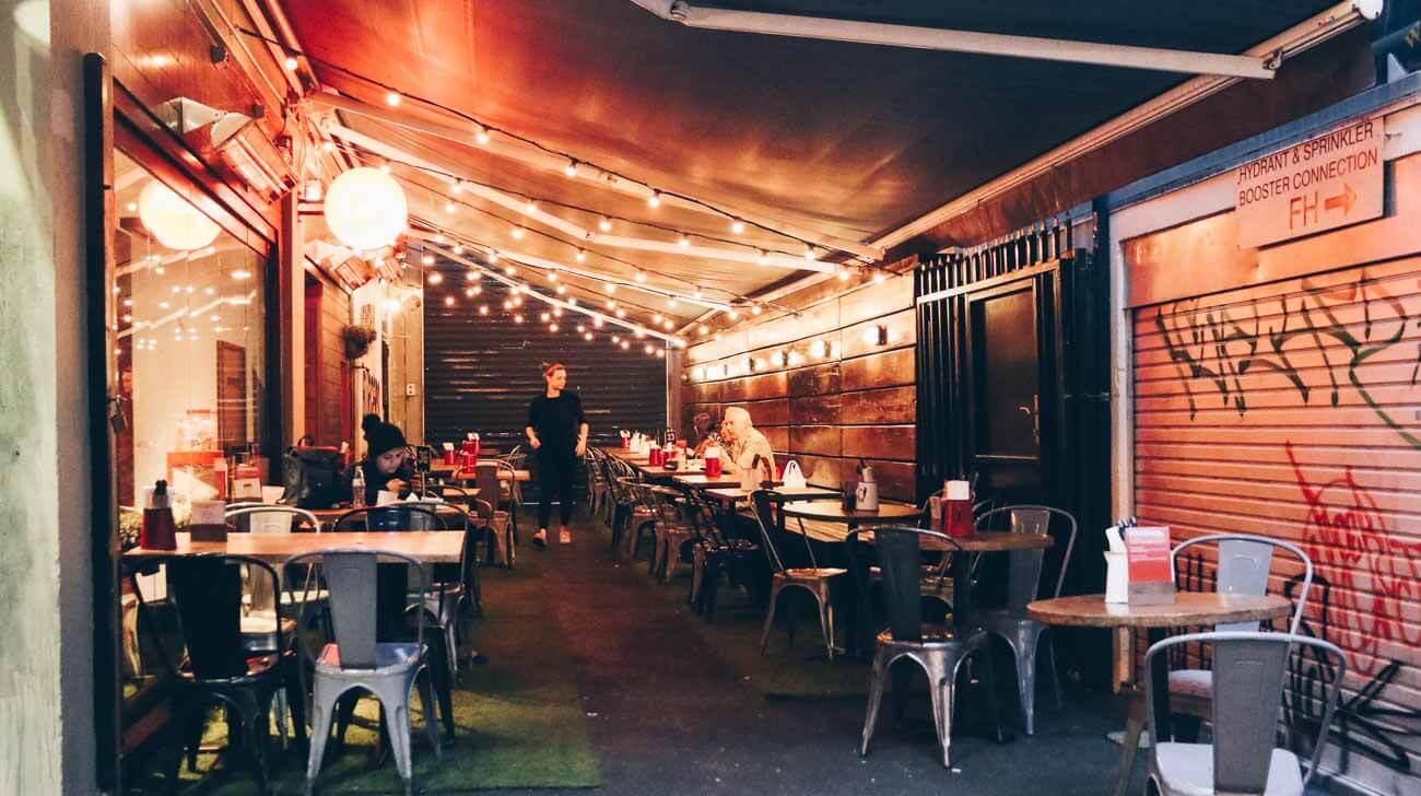 Melbourne hidden cafes
