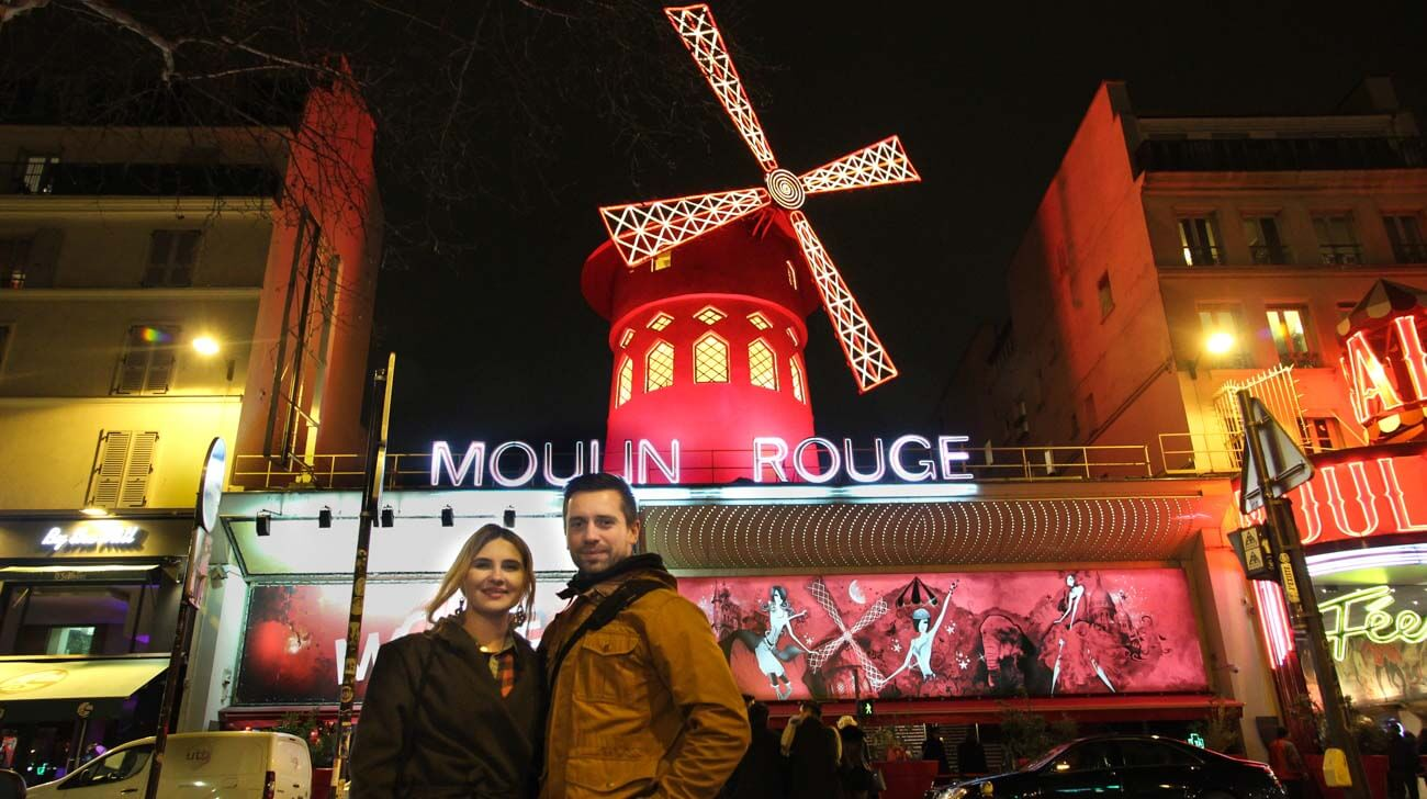 Romantic Things to Do in Paris: Moulin Rouge cabaret show