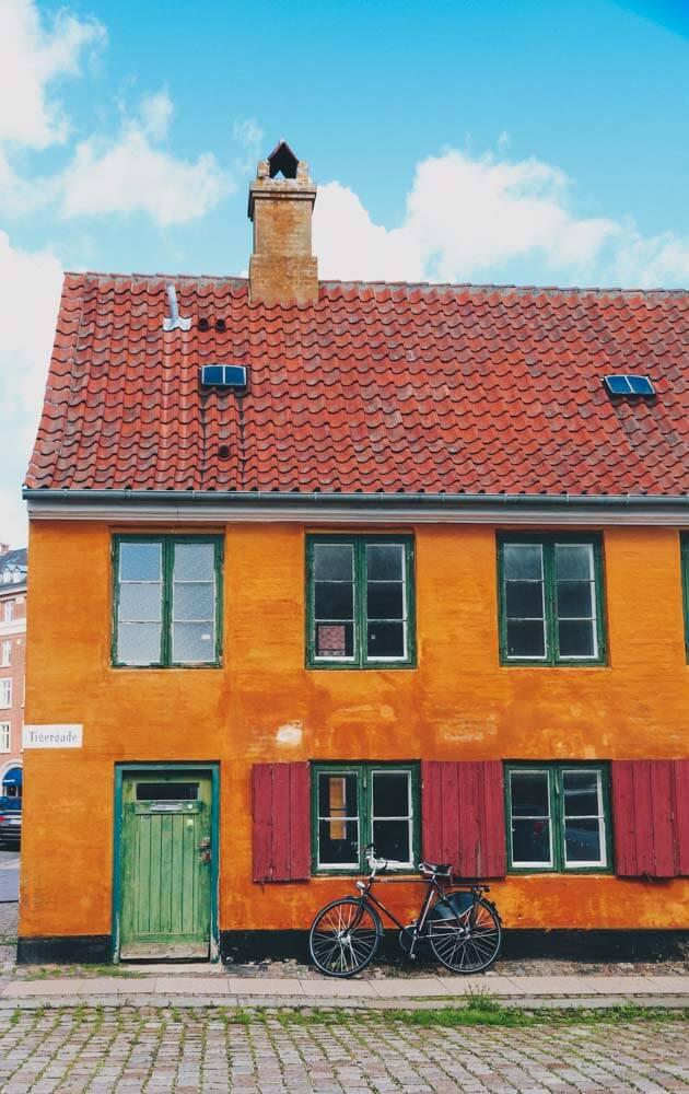 Instagrammable places in Copenhagen Tigergade