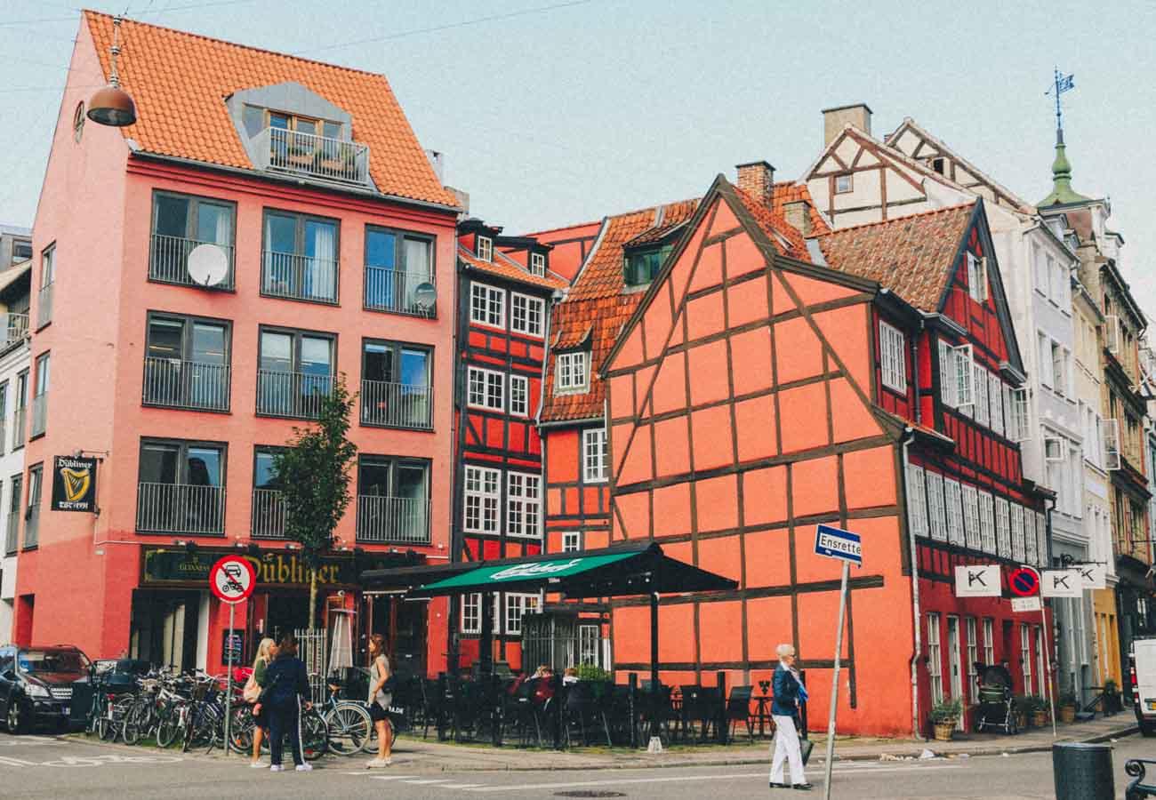 Instagrammable places in Copenhagen Center