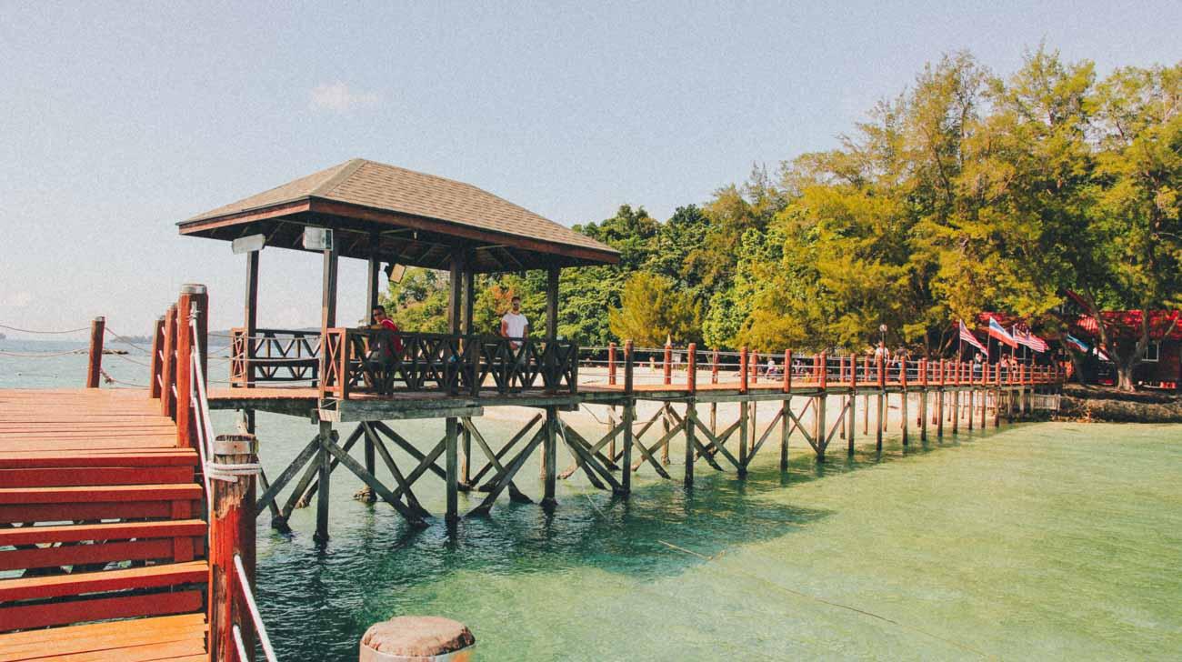 Kota Kinabalu Island Hopping Sapi