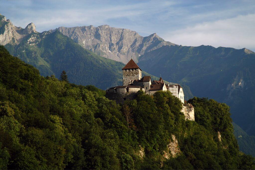 Europe's smaller countries - Liechtenstein