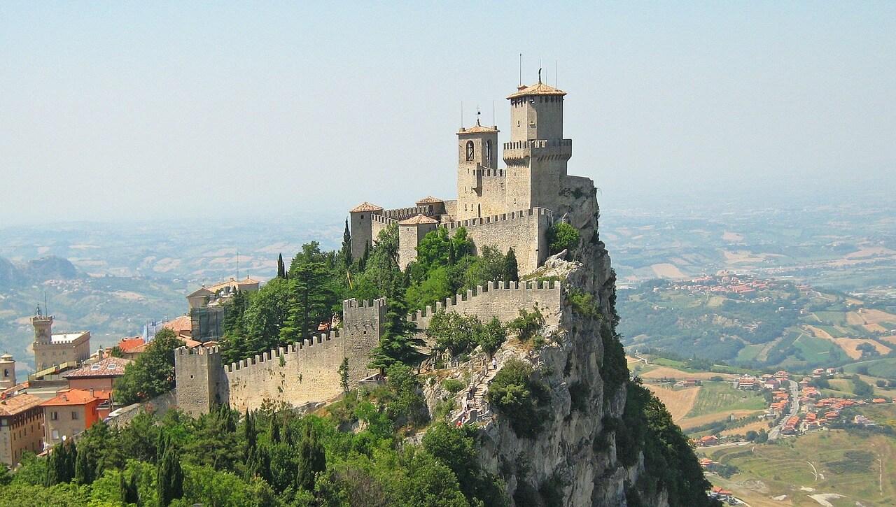 Europe's smaller countries - San Marino