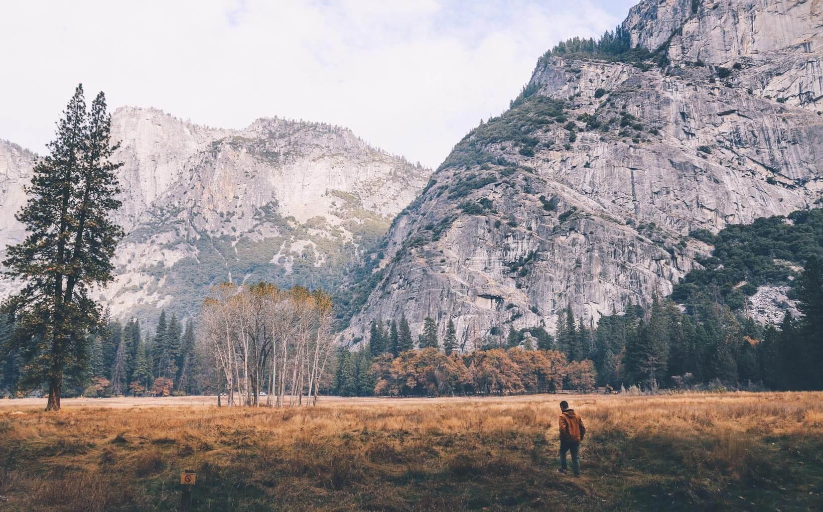 """Національний Парк Йосеміті. Експеримент """"Американська мрія"""": яке воно, життя в Америці?"""