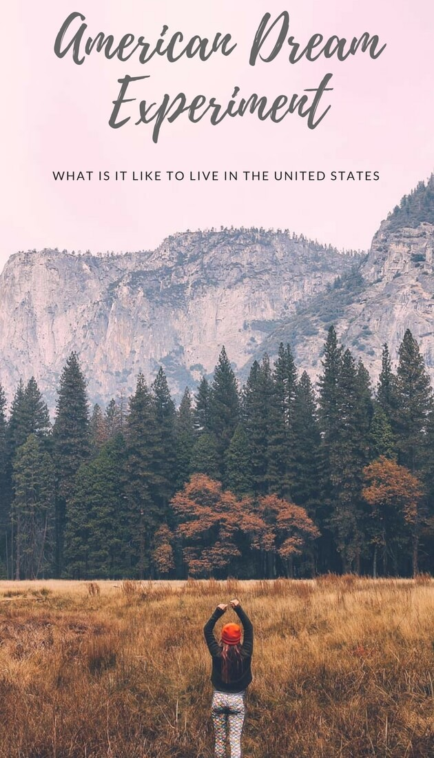 The American Dream Experiment: What is it like to live in the United States of America | Sacramento living |living in California| San Francisco
