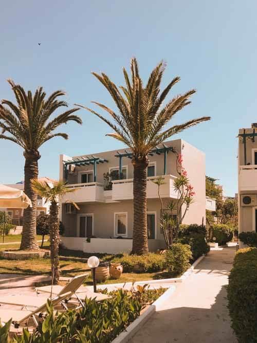 Sebastians Restaurant Agia Marina.5 Restaurants in Crete to visit on your Greek island vacation