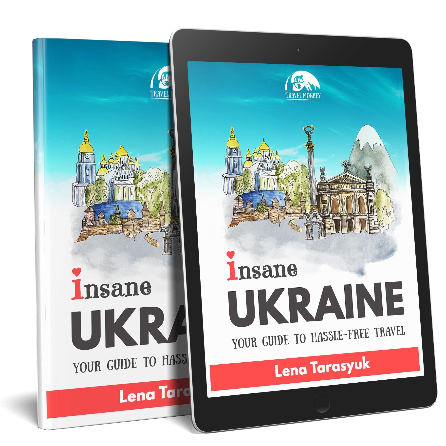 Book about Ukraine - Insane Ukraine