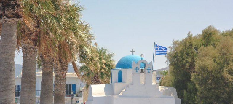 Відпочинок у Греції: острів Парос як альтернатива Санторині