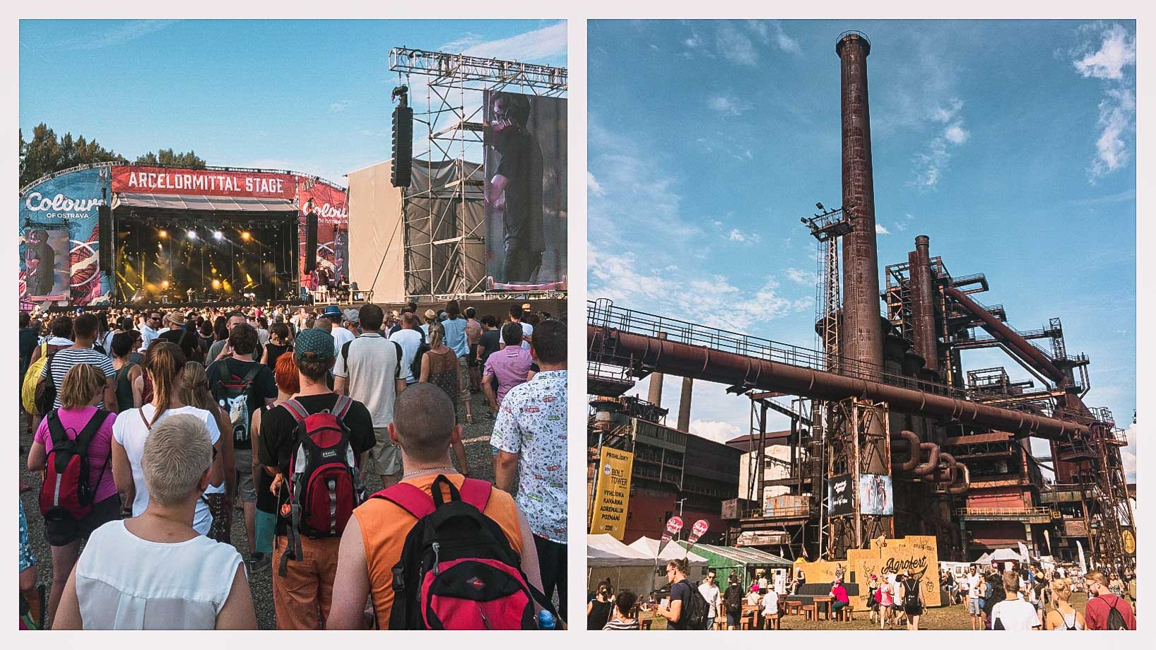 Ostrava, Czech Republic- Less Famous Music Festivals in Europe that You Should Check Out