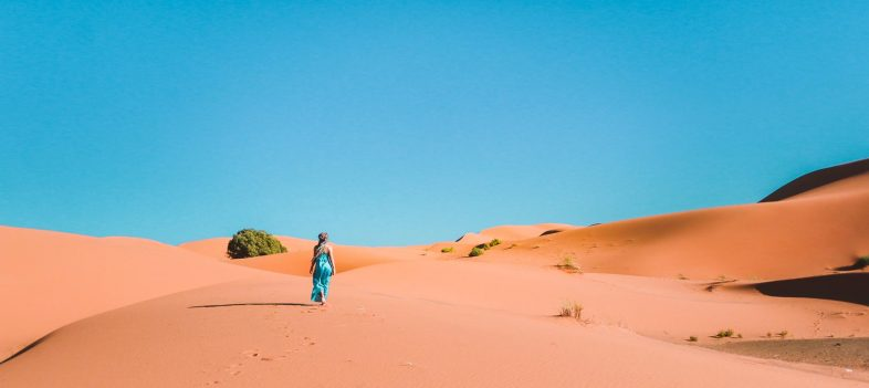3 Lessons learned from Solo Travel in Morocco