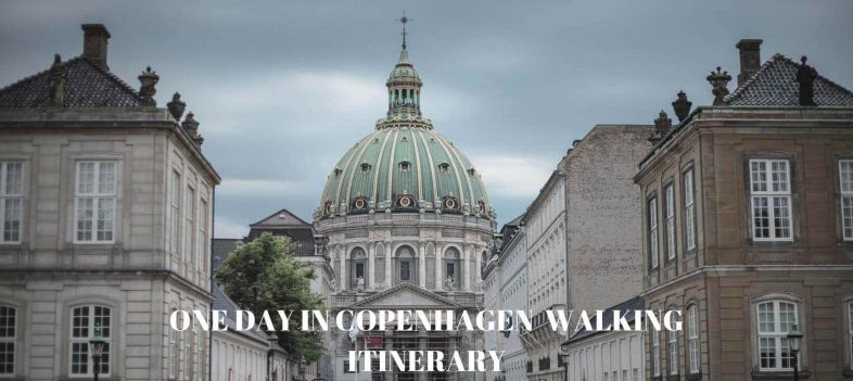 One day in Copenhagen walking itinerary