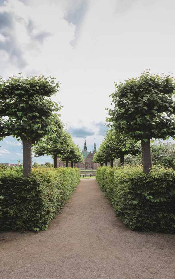 Frederiksborg-Castle-Garden