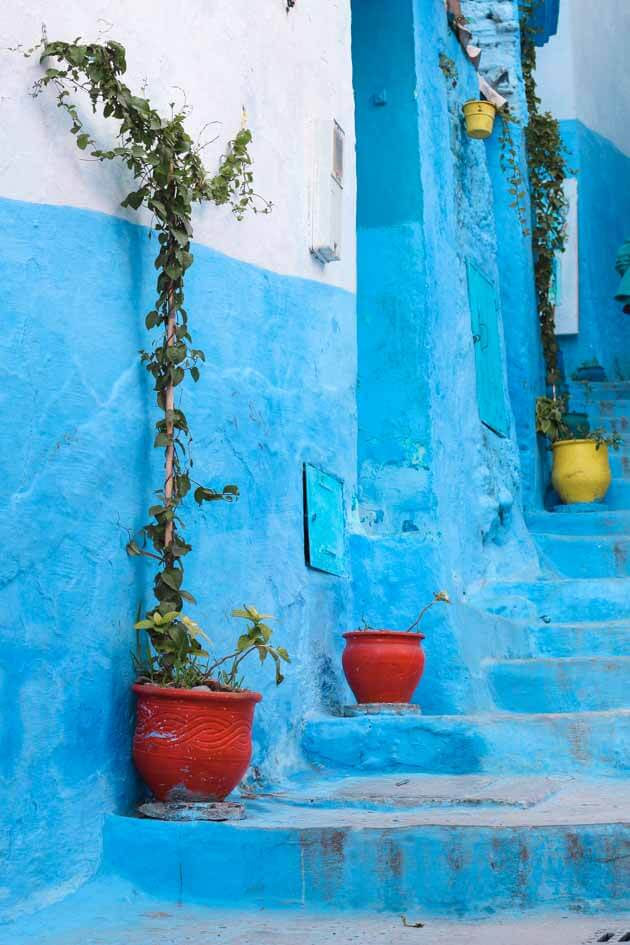 Morocco-Blue-city-Chefchaouen-One-Week-in-Morocco-Itinerary