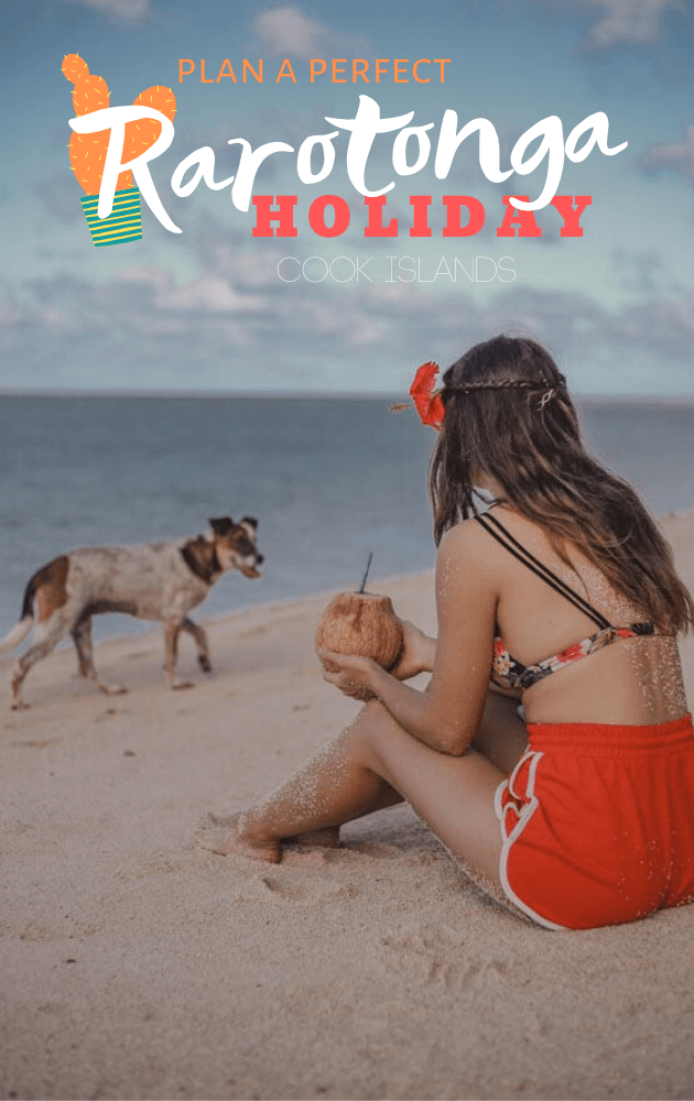 Full Rarotonga Holiday Guide for a chill Cook Islands trip: find out what to do in Rarotonga, where to rent a car in Rarotonga, where to stay and much more for your self-organizer trip to Cook Islands.